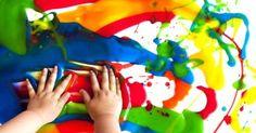 Photo from Kids Craft Fun and Games Oggi una splendida attività da fare con i tuoi figli .. Questa ricetta meravigliosa consente...