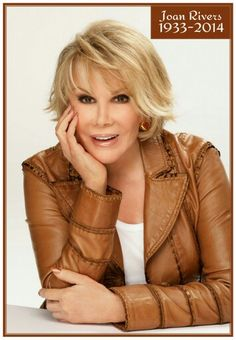 """With Joan Rivers, Kathy Griffin, Whitney Cummings, Jeffrey Ross. It's the """"Queen of Mean"""", Joan Rivers turn to step in to the celebrity hot seat for the latest installment of The Comedy Central Roast. Joan Rivers Quotes, Female Comedians, Plastic Surgery, Movie Stars, Stylists, Hollywood, Celebrities, Lady, Hair Styles"""