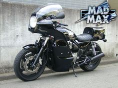 Mad Max Goose MFP1100 replica ~ Return of the Cafe Racers