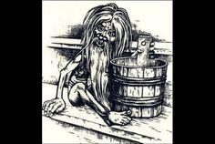 10 Weird Beings From Slavic Mythology And Folklore - Listverse Baba Yaga, Mythological Creatures, Mythical Creatures, Bane, Culture Russe, Eslava, World Mythology, Myths & Monsters, Greek And Roman Mythology