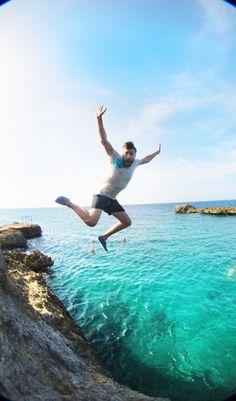 Ocho Rios, Jamaica | Make sure to visit Ocho Rios, a cliff jumper's paradise.