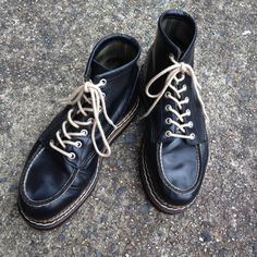 SAVOIA 001:Red wing BUHI Custom shoes レッドウィングのカスタムシューズです。