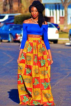 Ayomide of Fashion Freak African Chic