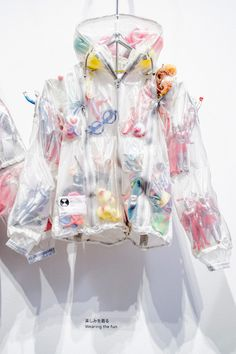 "vöxt clear vinyl ""favorite things"" captured jacket"