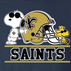 Snoopy New Orleans Saints My New Orleans Saints Diva Den