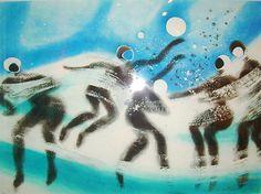NEMESIO ANTÚNEZ Destacado pintor chileno.