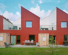 Tett og lav bebyggelse - Husbanken