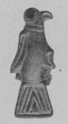 Raven brooch, 7th Century CE. Undernach, Germany