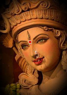 Saraswati Goddess, Kali Goddess, Goddess Art, Shiva Shakti, Maa Durga Photo, Maa Durga Image, Durga Images, Lord Krishna Images, Durga Maa Paintings