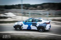 BMW X6M Race