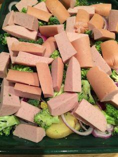 Cooking Recipes, Healthy Recipes, Tex Mex, Feta, Nom Nom, Cake Recipes, Sausage, Food And Drink, Yummy Food
