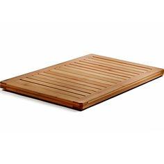 Bamboo Bath Mat Show