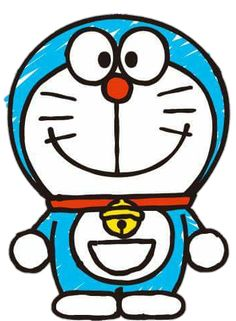 Doraemon drawing cartoon like, picture doraemon dra Cartoon Cartoon, Easy Cartoon Drawings, Easy Drawings, Doraemon Wallpapers, Cute Cartoon Wallpapers, Nature Drawing For Kids, Baby Disney Characters, Anime Fnaf, Simple Cartoon