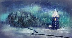 Moominvalley by Zetsuboushi on DeviantArt