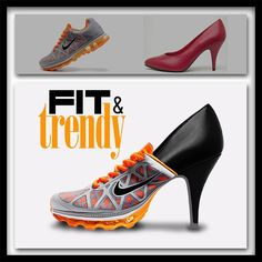 #FitAndTrendy #Logo #Design  This is one job that really stretched my #Creativity. Thanks to the amazing tools in #Photoshop without which this #CreativeExpression wouldn't have come to life. The #Client was really #Happy and #Satisfied as she never expected it to be this #Amazing.  #TGIF #GraphicDesign #LogoDesign #Nike #WorkLifeBalance #DigitalArt #VisualArts #PhotoManipulation #PhotoRetouching #CreativeEntrepreneur #BringingThoughtsToLife by kaninyang