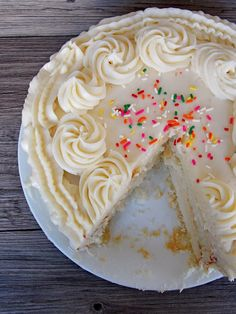 Emily's Sweet Indulgence: THE Ultimate White Cake Recipe from Scratch