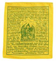 Bandeira de Oração - Manjushri - Buda da Sabedoria