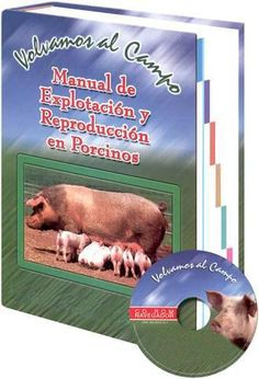LIBROS: MANUAL DE EXPLOTACIÓN Y REPRODUCCIÓN EN PORCINOS M...