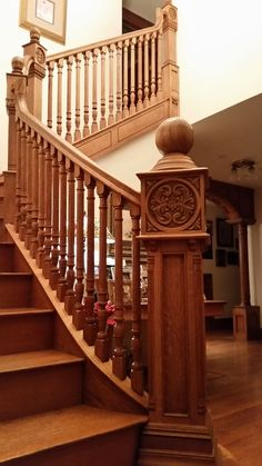 Woodworking Workshop Project: Master-Crafted Stairway - Wow!