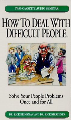 How to Deal With Difficult People:Amazon:Books