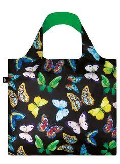 LOQI WILD Collection – Butterflies Bag