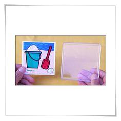 Bildboxen: stabile Hüllen für Bildkarten