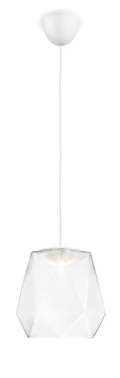 Philips suspension led italo grise led int gr e 4 5w for Luminaire exterieur led philips