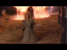 Bonnie Tyler - Holding Out For A Hero - ...what did I just watch? I bet the cowboys' blacklight caused the fire. Blacklight cowboys. OK, Bonnie Tyler. Whatever.