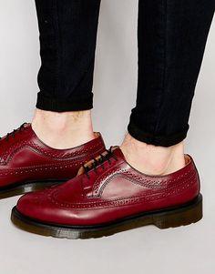 796e34d5949 Dr+Martens+3989+Wing+Tip+Brogue Mens Wingtip Shoes