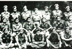 Malayan members of Force 136 at their main HQ in Ceylon, Malayan Emergency, British Army, Commonwealth, Ww2, Empire, Asia, Memories, History, Memoirs