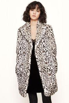 47febc9b17b Imprimé léopard  notre sélection manteau