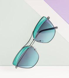 Lookbook | 3D-Printed Eyewear | Materialise Eyewear Brands, 3d Printing, Mirrored Sunglasses, Printed, Construction, Impression 3d, Building, Prints