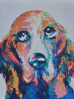 Jack Painting Print