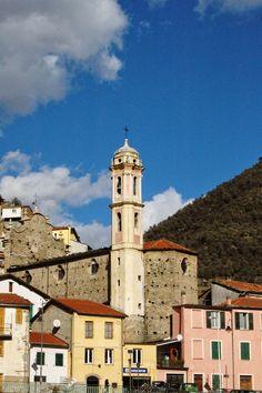 Badalucco (IM), Oratorio del Santo Nome di Maria