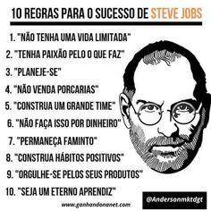 Steve Jobs, Alta Performance, Human Development, Coaching, Sentences, Digital Marketing, Insight, Letters, Learning