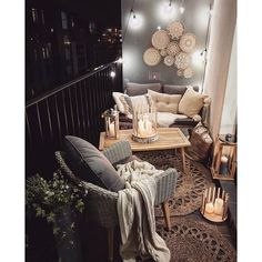 Cozy patio goals What do you think of this space? TAG a friend who will love i… Cozy patio goals 😍 What do you think of this space? 👀 TAG a friend who will love it!