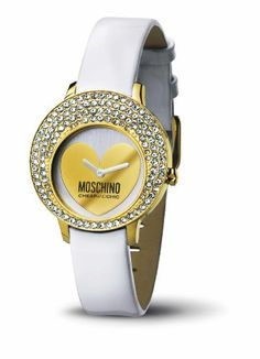 Moschino's Ladies' Let's Love! watch #MW0048 MOSCHINO. $159.00. Save 46% Off!