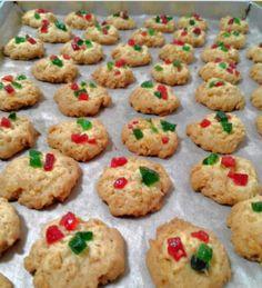Cooking with Lu: Cornflakes Cookies