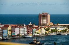 Punda - Willemstad - Photo by ©Paul A. Selvaggio