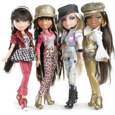Bratz dolls .... Love