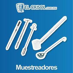 #muestreadores #materialesdelaboratorio