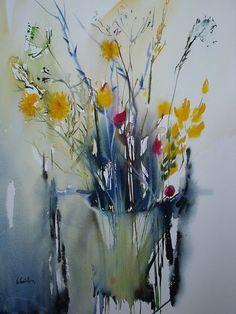 Olivia Quintin WATERCOLOR Plus #watercolorarts