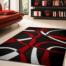 Black And White Rug Ebay