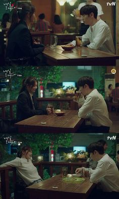 Added episodes 1 and 2 captures for the Korean drama 'Tomorrow With You'.