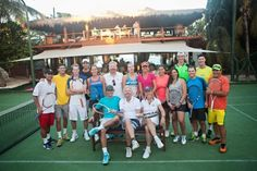 Premier Tennis and Virgin Group rally for charity #luxury