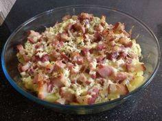 Batata com bacon ao forno: Receita de Batata com bacon ao forno. Enviada por Luana Nascimento e demora apenas 45 minutos.