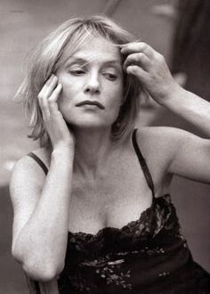 Isabelle Huppert Isabelle Huppert, Peter Lindbergh, Black And White Aesthetic, French Actress, Keith Richards, Jessica Chastain, Many Faces, Aging Gracefully, Beautiful Actresses