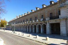 Casa de los Infantes, Aranjuez, Madrid