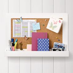 Pin It Up Notice Board - Notice Boards & Frames - Bedding & Room Accessories - gltc.co.uk