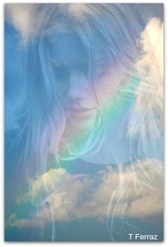 Wiccan, Pagan, Love You All, Love Her, Double Exposition, Double Exposure Photography, Most Beautiful Images, Lost Soul, Ethereal
